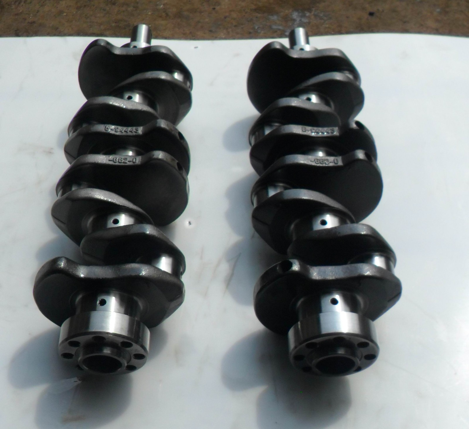 Crankshaft for ISUZU 4JH1 4Kh1 8-97254611-1-8-97940-743-0-8-97249-041-1
