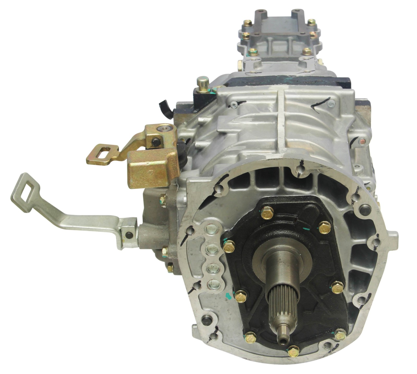 Transmission Gear Box For Toyota 2KD2TR 33030-26A01