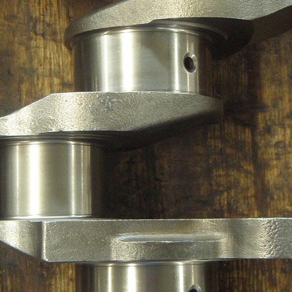 Crankshaft for Mitsubishi 4D31  MD012320